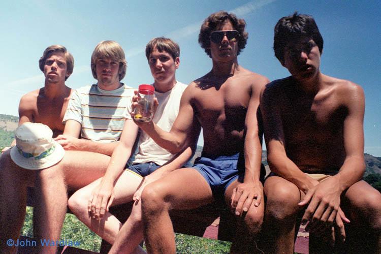 five year photo 1982