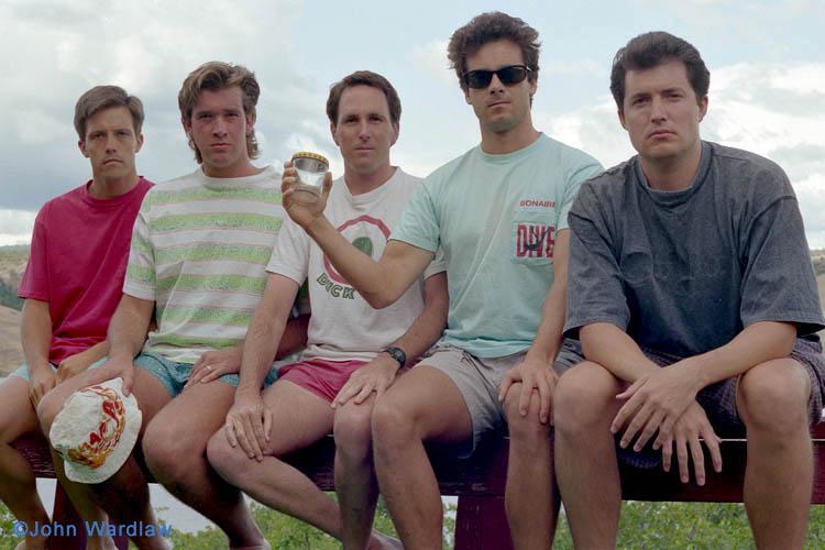 five year photo 1992