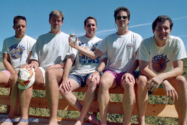 five year photo 1997
