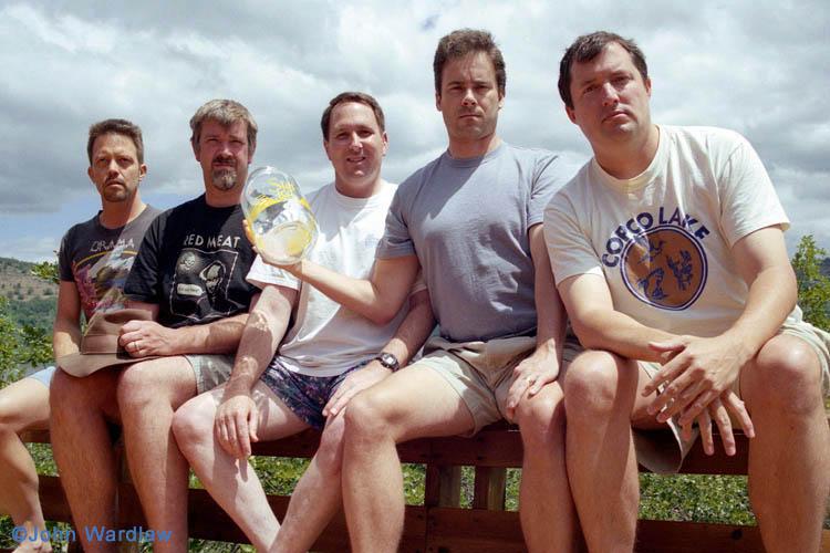 five year photo 2002